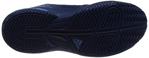 Barricade Court, Uomo, Mystery Blue/Ftwr White/Tech Blue Met., 50