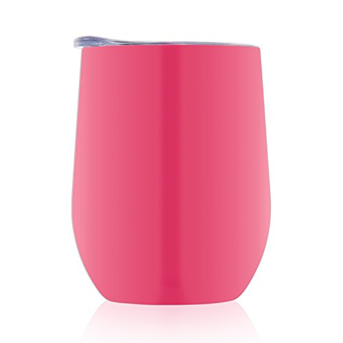 Pink 12 Ounce Tumbler - 7