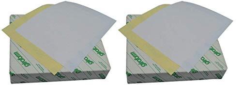 Global Lab Supply 102-8511-1 事前コラテッドジロフォーム Hitec 2パーツ カーボンレスペーパー 長さ8-1/2インチ x 幅11インチ 2-Pack B07LFMPSBX  2-Pack