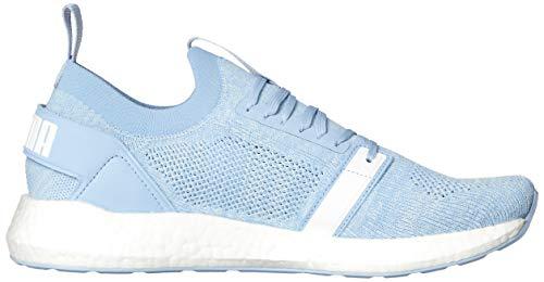 Donna White Wns 03 Scarpe puma Nrgy Knit Blu Engineer cerulean Neko Running Puma RwH0pqPnx