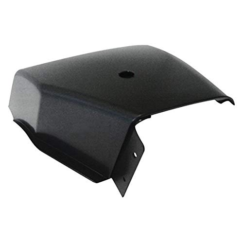 Replacement Rear Passenger Side Bumper End Cover Fits Nissan Armada: With Park Assist Sensors