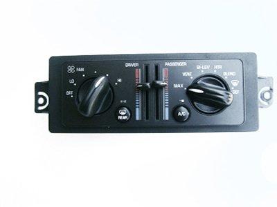 (1999 - 2002 Buick Century Regal A/C Heater Climate)