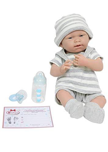 - JC Toys 18519 La Newborn Baby Play Dolls, 15