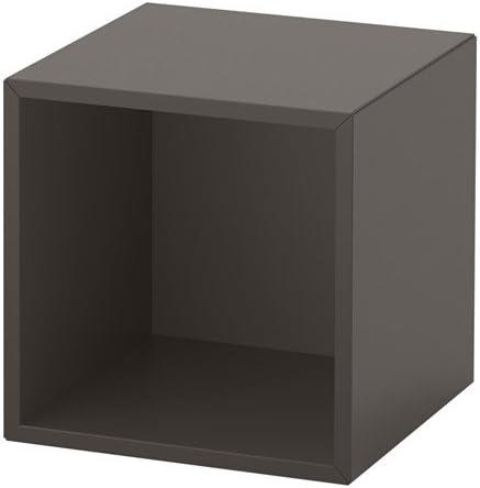 Armario IKEA, gris oscuro 1228.111417.386: Amazon.es: Hogar