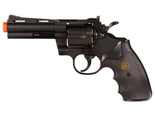 UHC 937 4 inch Revolver, Black Airsoft Gun
