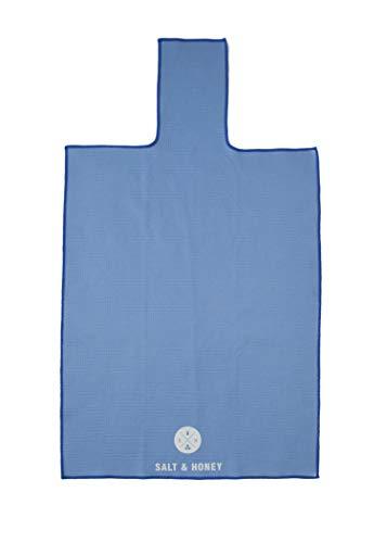 Salt & Honey Non-Slip Pilates Reformer Mat Towel