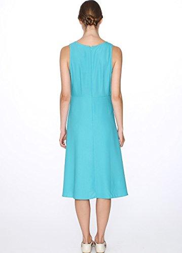 Mujer Celeste Vestido Vestido Azul Pepaloves Mujer Celeste Pepaloves Celeste Azul Vestido Mujer Pepaloves SvqBT644