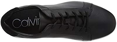 Calvin Klein Men's Maine Smooth Lthr/Calf Suede Sneaker