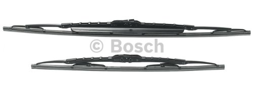 Amazon.com: Bosch Twin Spoiler 3397118306 Original Equipment Replacement Wiper Blade - 24