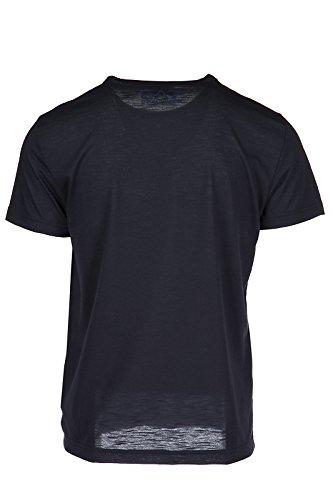 Emporio Armani EA7 Herren T-Shirt Kurzarm Kurzarmshirt runder Kragen beachwear b