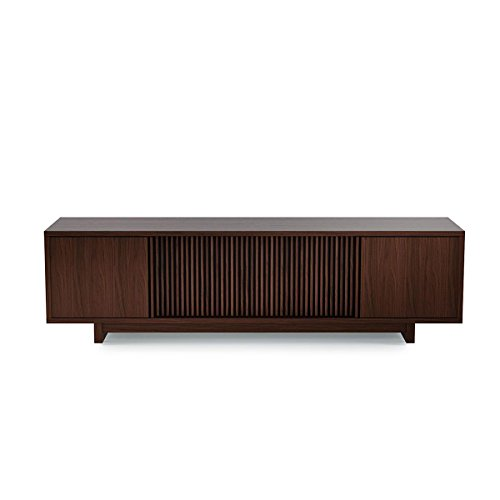 BDI Vertica 8559 Low Media Cabinet (Chocolate Stained Walnut)