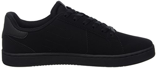 Etnies Fader Footwear LS Mens Raw Black Shoes OOqvar