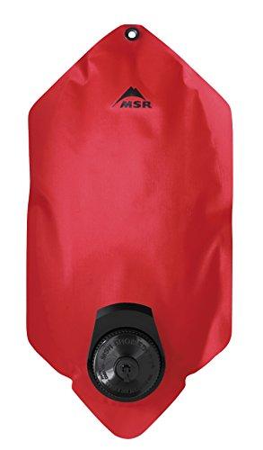 MSR DromLite Water Storage Bag with Fill Handle, Red, 2 Liter (Msr Bladder)