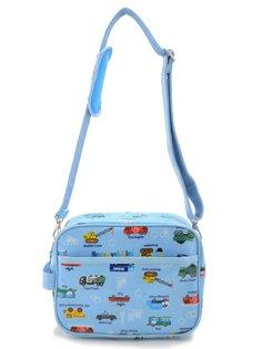 Autowerk Kinder gehen in den Kindergarten Tasche Umh?ngetasche Vollgas (hellblau) in Japan N0524800 (Japan-Import) gemacht