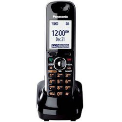 panasonic dect 6 0 plus accessory handset with large easy to read rh camelcamelcamel com
