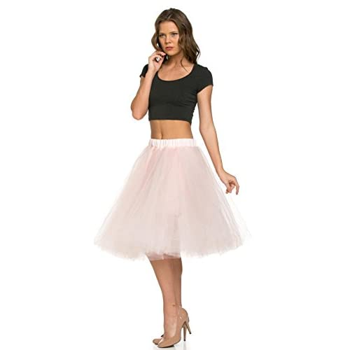 1416be4f432 Layered Tulle Midi Maxi Skirt Red White Black Pink Plus Sizes Available  S-XXXL