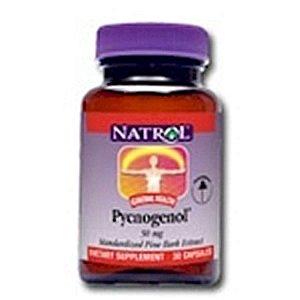 Natrol - Pycnogenol, 50 mg, 60 capsules