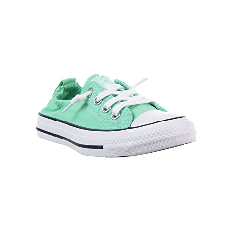 Converse Slip White Canvas Shoreline Green Taylor Chuck Trainers Black Glow Womens qwrOIqZxWT
