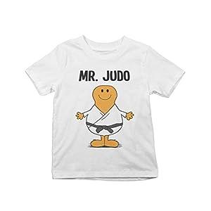 Mr Judo Enfants childrens hobbies/sports boys t shirt 7