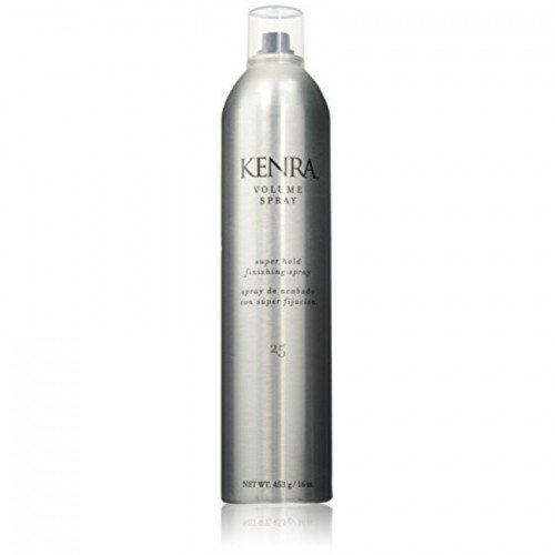 Kenra Volume Super Hold Finishing Spray # 25 16.0 Fl. Oz. ea