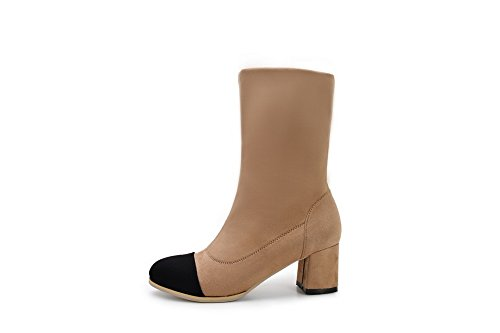 1to9 Stivaletto A Apricot Donna Pantofole R7xrwq4R