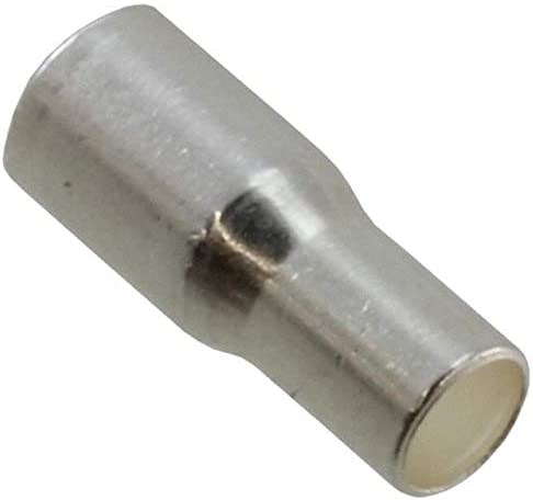 CONN FERRULE SILVER PLATED 9-328666-3 Pack of 15