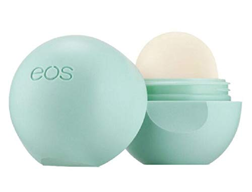eos Organic Lip Balm Sphere - Sweet Mint | Certified Organic & 100% Natural | 0.25 oz.