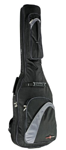 St. Louis Music Inc. USB-25B Bass Guitar Bag 25MM (Deluxe Bass Bag)