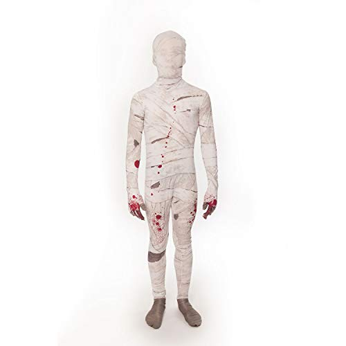 Mummy Morphsuit Kids Costume - Size Medium 3'11 - 4'5 (119cm-134cm)]()