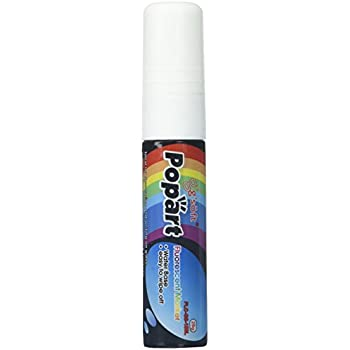 Amazon.com : Dry Erase Extra Large Tip Marker White 15mm