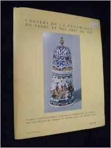 Livres gratuits Cahiers de la céramique, du verre et des arts du feu - num. 48-49 - 1971 epub pdf