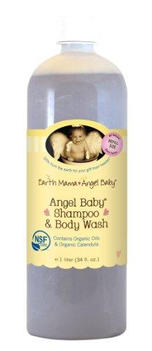 Earth Mama Angel Baby Wash Body & Shmpoo Ange