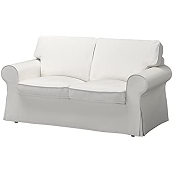 Amazon.com: The Ektorp Two Seater Sofa Bed Cover Replacement ...