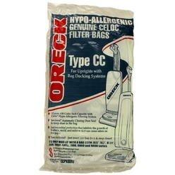 Oreck Upright Vacuum Cleaner Type CC Bags