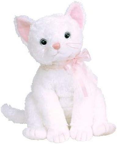 STARLETT the White Cat by Buddies TY Beanie Buddy