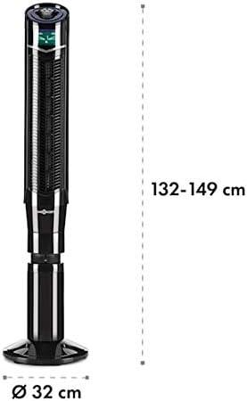 oneConcept Black Edition - Ventilador de columna: Amazon.es: Amazon.es