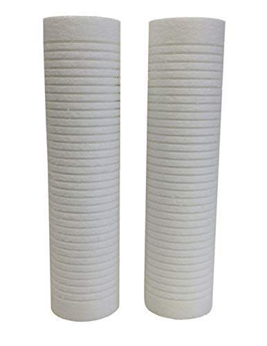 Comptaible for AquaPure-AP124-2PK Universal Whole House Filter Cartridge for Heavy/Coarse Sediment(Pack of 2) by ()