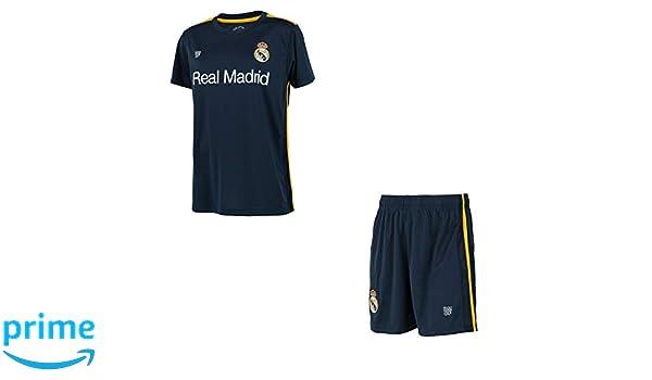 Real Madrid Conjunto Camiseta + Pantalones Cortos Colección ...