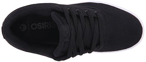 Zapatillas De Skate Osiris Hombres Caswell Vlc Negras / Negras