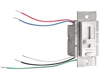 Kichler 4DD12V060WH 12V-60W LED Driver & Dimmer, White