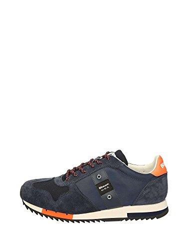 Blauer 8SQUINCY01/NYL Sneakers Homme 44