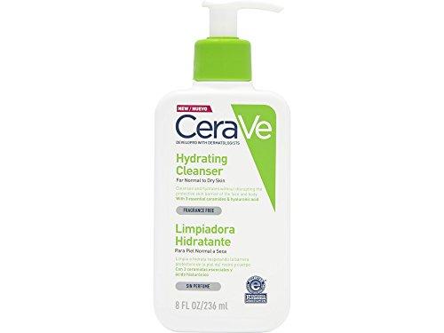Cerave Limpiadora Hidratante, 8 Oz/236 ml