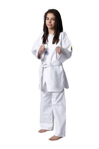KWON Kampfsportanzug Taekwondo Song, weiß, 150 cm, 551003150