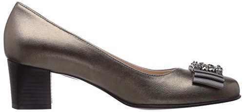 Closed Toe WoMen Grey Heels 5 grey Grey Diavolezza Cleo 38 T1Fxaa