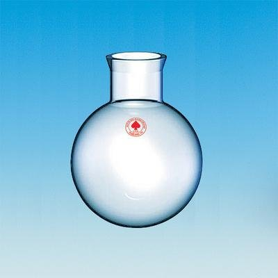 ACE GLASS 6479-15 Series Rugged Spherical Flask, 12000 mL