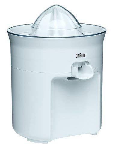 Braun CJ 3050 Spremiagrumi, 60 W, 0.35 Litri, Plastica, Bianco 2