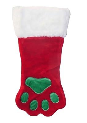 Outward Hound Kyjen Christmas Paw Stocking