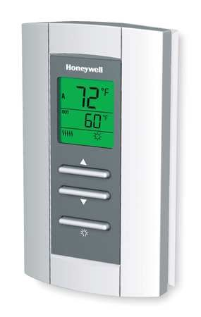 Low Voltage T-Stat, Hydronic, LCD (Hydronic Thermostat)