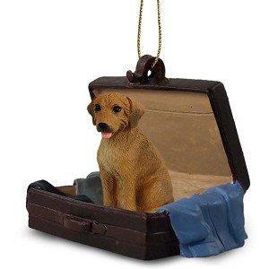 Rhodesian Ridgeback Traveling Companion Dog Ornament