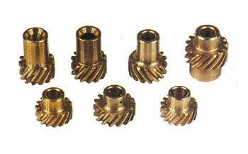 MSD 8471 Bronze Distributor Gear MSD Ignition